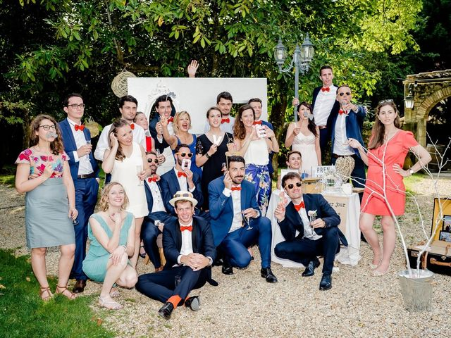 Le mariage de Antoine et Deborah à Bordeaux, Gironde 143