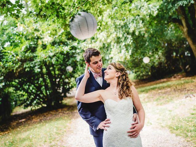 Le mariage de Antoine et Deborah à Bordeaux, Gironde 171