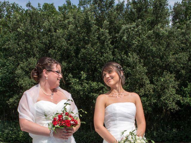 Le mariage de Emilie et Daria