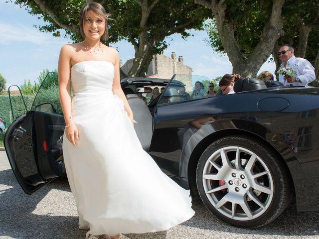 Le mariage de Daria et Emilie à Remoulins, Gard 6