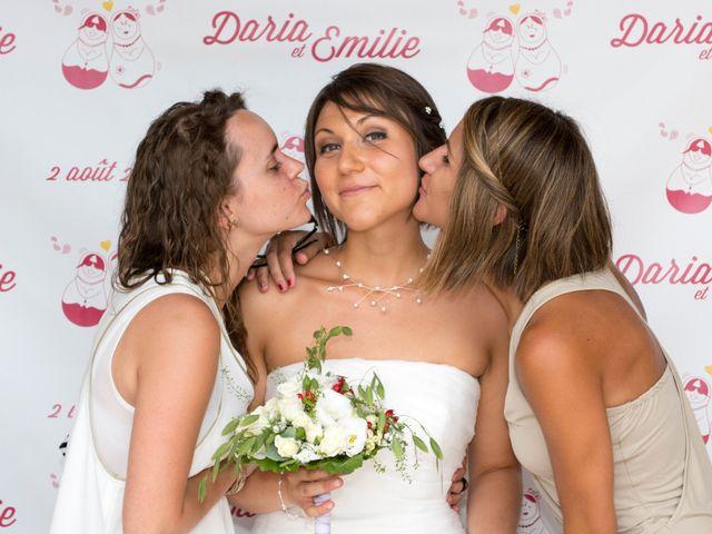Le mariage de Daria et Emilie à Remoulins, Gard 29