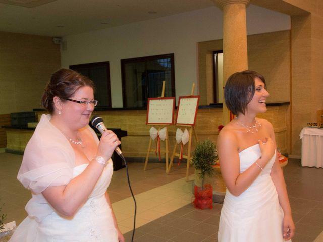 Le mariage de Daria et Emilie à Remoulins, Gard 50