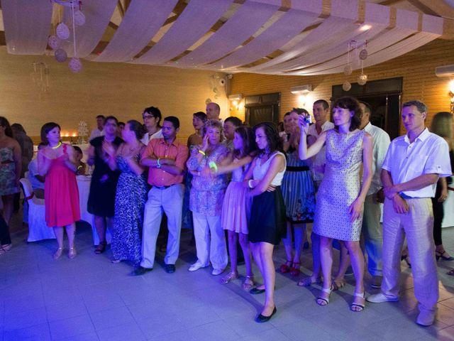 Le mariage de Daria et Emilie à Remoulins, Gard 75
