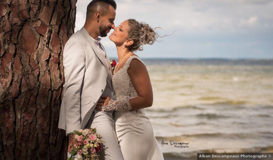 Le mariage de Fernando et Lucie à Biscarrosse, Landes