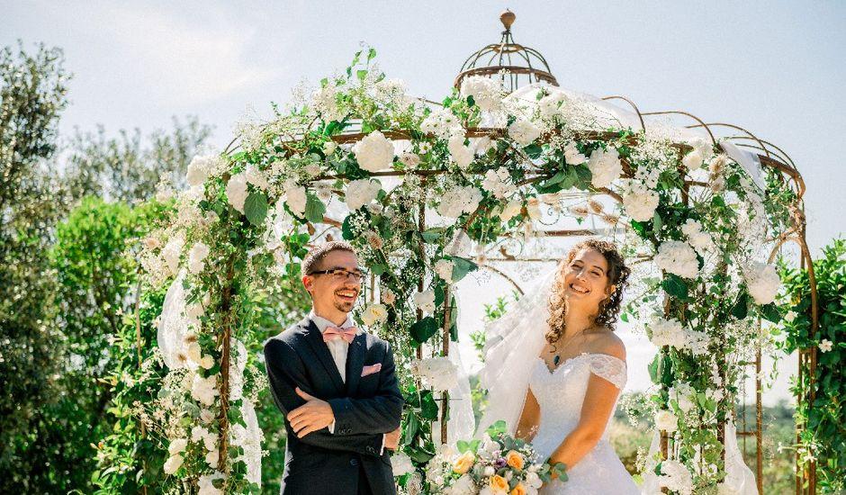 Le mariage de Mickaël et Aude à Nîmes, Gard
