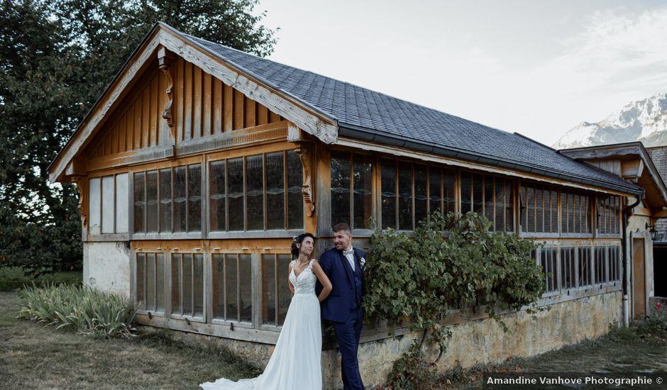 Le mariage de Adrien et Jeanne à Saint-Jorioz, Haute-Savoie