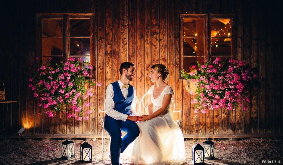 Le mariage de Anthony et Emilie à Wisches, Bas Rhin