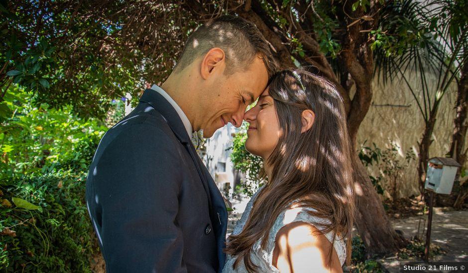 Le mariage de William et Julia à Bormes-les-Mimosas, Var