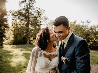 Le mariage de Loriane et Romain