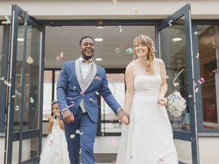 Le mariage de Priscillia  et Job