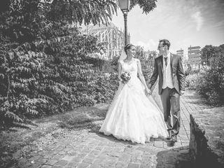 Le mariage de Mélanie et Aurélien 1