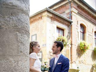 Le mariage de Coralie et Alexis