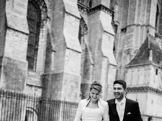 Le mariage de Alexandra et Matthieu