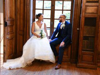 Le mariage de Deborah et Edouard 1