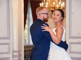 Le mariage de Deborah et Edouard 2