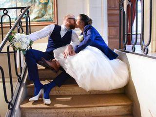 Le mariage de Deborah et Edouard 3