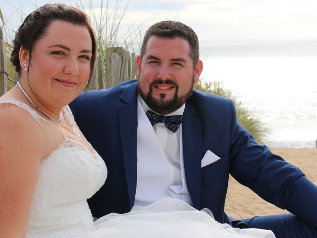 Le mariage de Romain et Sabrina à La Châtaigneraie, Vendée 1