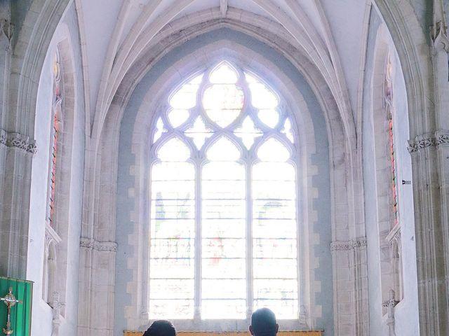 Le mariage de Romain et Sabrina à La Châtaigneraie, Vendée 5