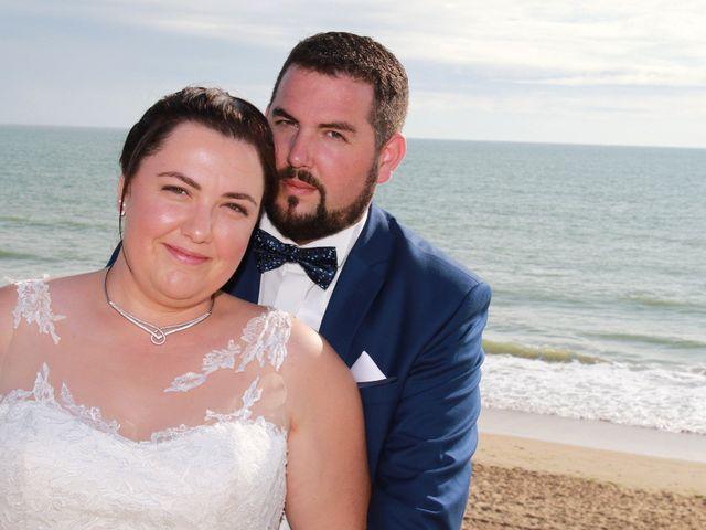 Le mariage de Romain et Sabrina à La Châtaigneraie, Vendée 17