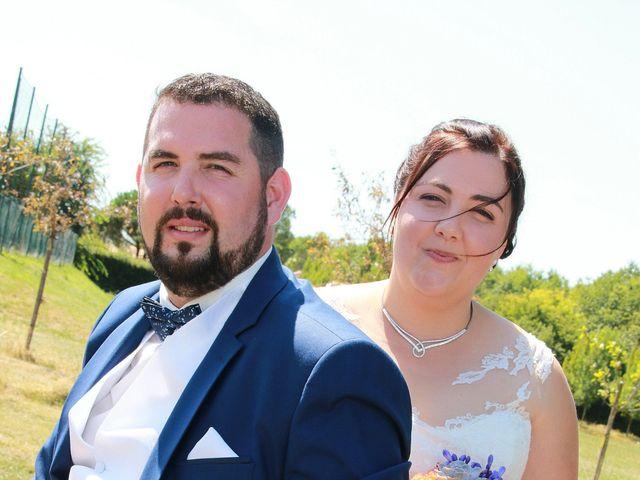 Le mariage de Romain et Sabrina à La Châtaigneraie, Vendée 20