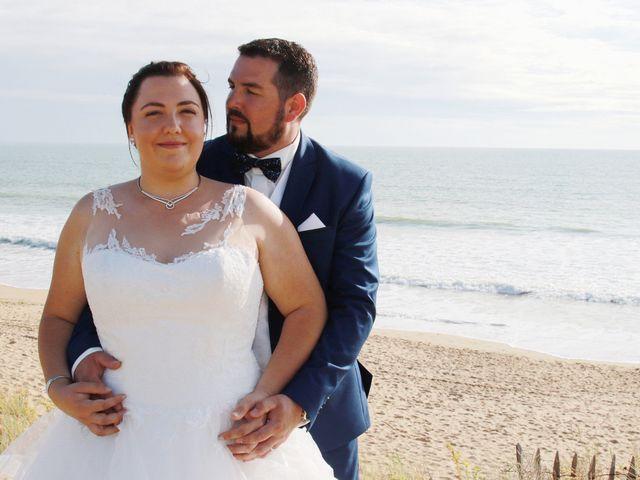 Le mariage de Romain et Sabrina à La Châtaigneraie, Vendée 32