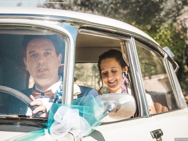 Le mariage de Damien et Nelly à Valréas, Vaucluse 8