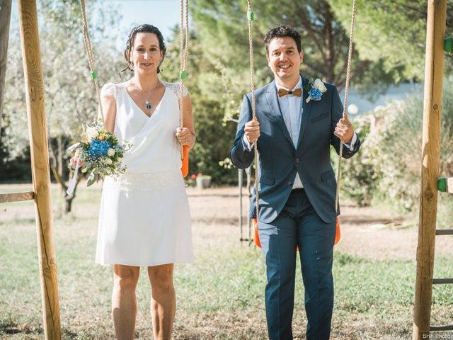 Le mariage de Damien et Nelly à Valréas, Vaucluse 13