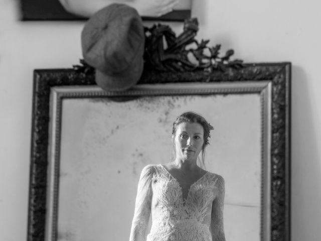 Le mariage de Stéphane et Iryna à Frontenac, Gironde 6