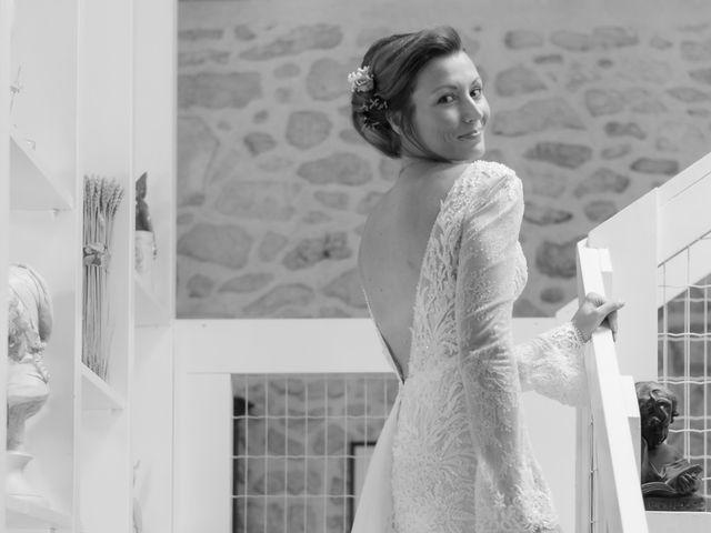 Le mariage de Stéphane et Iryna à Frontenac, Gironde 7