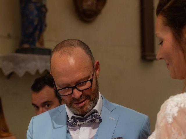 Le mariage de Stéphane et Iryna à Frontenac, Gironde 9