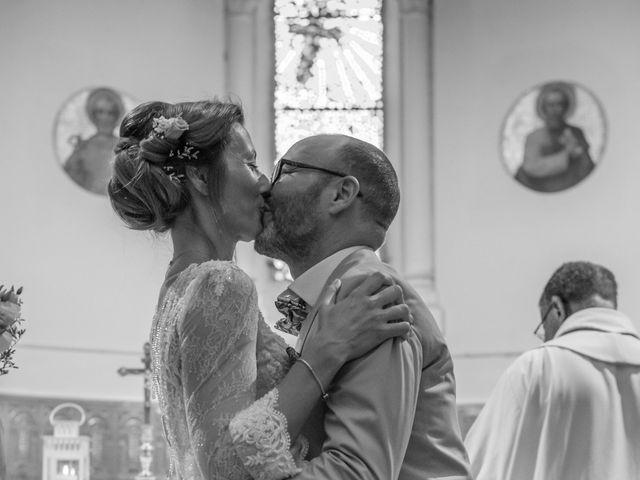 Le mariage de Stéphane et Iryna à Frontenac, Gironde 10