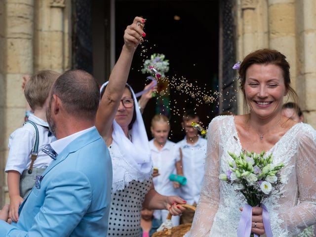 Le mariage de Stéphane et Iryna à Frontenac, Gironde 12
