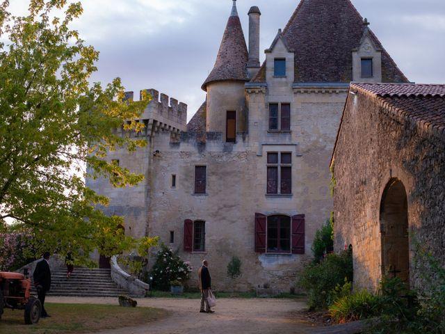 Le mariage de Stéphane et Iryna à Frontenac, Gironde 16