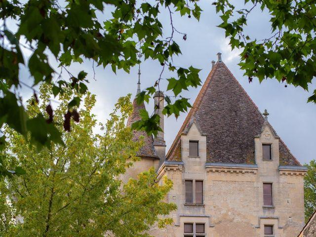 Le mariage de Stéphane et Iryna à Frontenac, Gironde 17