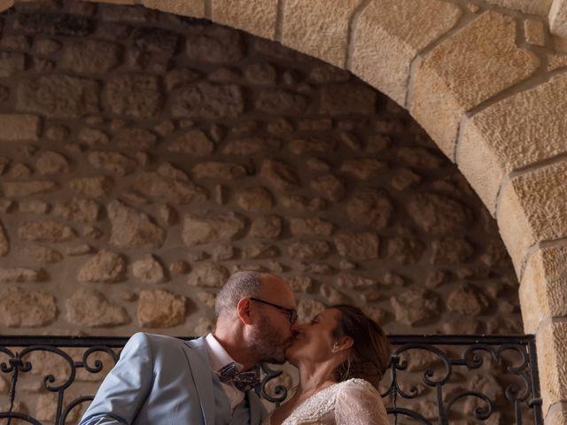 Le mariage de Stéphane et Iryna à Frontenac, Gironde 19