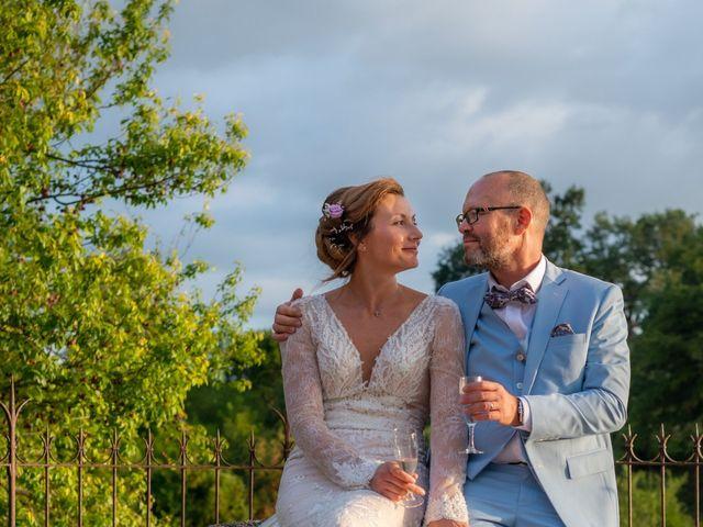 Le mariage de Stéphane et Iryna à Frontenac, Gironde 22