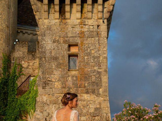 Le mariage de Stéphane et Iryna à Frontenac, Gironde 24