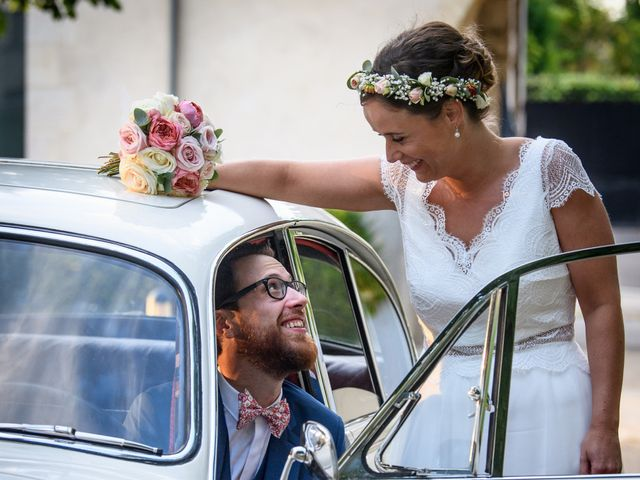 Le mariage de Pierre-Alexandre et Daphné à Floirac, Gironde 24