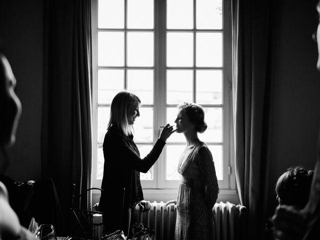 Le mariage de Wing et Lucie à Châtenay-sur-Seine, Seine-et-Marne 3