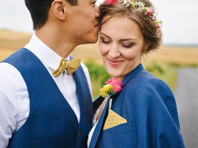 Le mariage de Wing et Lucie à Châtenay-sur-Seine, Seine-et-Marne 24