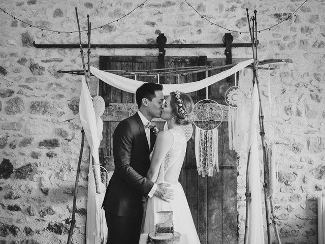 Le mariage de Wing et Lucie à Châtenay-sur-Seine, Seine-et-Marne 31