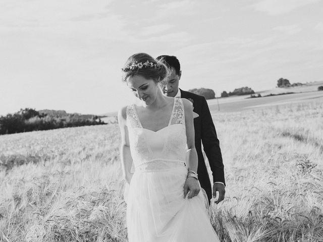 Le mariage de Wing et Lucie à Châtenay-sur-Seine, Seine-et-Marne 36