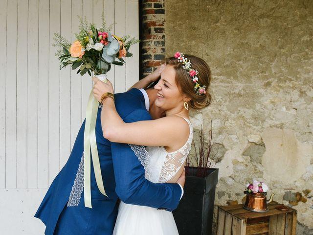 Le mariage de Wing et Lucie à Châtenay-sur-Seine, Seine-et-Marne 14