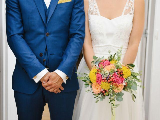 Le mariage de Wing et Lucie à Châtenay-sur-Seine, Seine-et-Marne 15