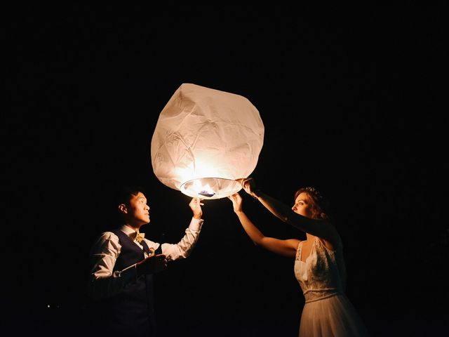 Le mariage de Wing et Lucie à Châtenay-sur-Seine, Seine-et-Marne 41