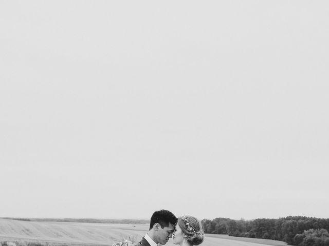 Le mariage de Wing et Lucie à Châtenay-sur-Seine, Seine-et-Marne 19