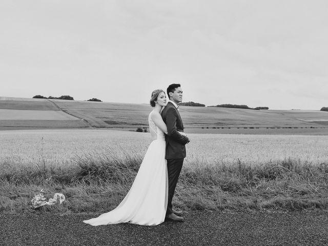 Le mariage de Wing et Lucie à Châtenay-sur-Seine, Seine-et-Marne 22