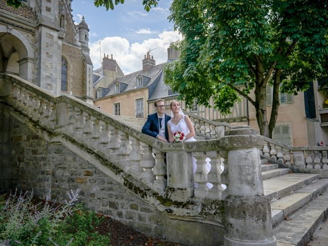 Le mariage de Aurélien et Mélanie à Le Mans, Sarthe 6