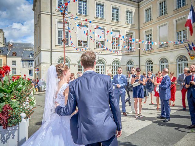 Le mariage de Aurélien et Mélanie à Le Mans, Sarthe 8