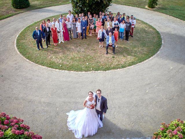 Le mariage de Aurélien et Mélanie à Le Mans, Sarthe 36